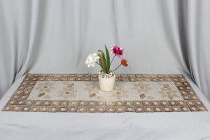 seashell handicrafts, capiz shells, vase, flower vase, home decoration, abalone shells, mother of pearl, home interior, furniture, seashells, Indonesian Crafts